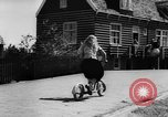 Image of youngsters Holland Netherlands, 1955, second 57 stock footage video 65675071440