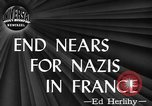 Image of Allies liberating Le Mans France World War 2 France, 1944, second 18 stock footage video 65675071443