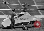Image of early helicopters United States USA, 1944, second 17 stock footage video 65675071445