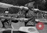 Image of early helicopters United States USA, 1944, second 19 stock footage video 65675071445