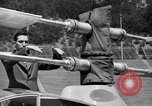 Image of early helicopters United States USA, 1944, second 20 stock footage video 65675071445