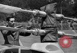 Image of early helicopters United States USA, 1944, second 21 stock footage video 65675071445