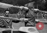 Image of early helicopters United States USA, 1944, second 22 stock footage video 65675071445