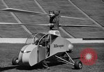Image of early helicopters United States USA, 1944, second 24 stock footage video 65675071445