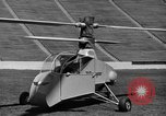 Image of early helicopters United States USA, 1944, second 25 stock footage video 65675071445