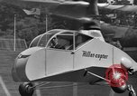 Image of early helicopters United States USA, 1944, second 30 stock footage video 65675071445