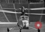 Image of early helicopters United States USA, 1944, second 43 stock footage video 65675071445