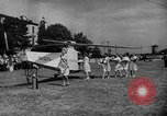 Image of early helicopters United States USA, 1944, second 45 stock footage video 65675071445