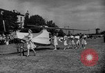 Image of early helicopters United States USA, 1944, second 46 stock footage video 65675071445