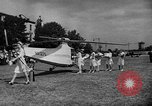 Image of early helicopters United States USA, 1944, second 47 stock footage video 65675071445