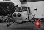 Image of early helicopters United States USA, 1944, second 56 stock footage video 65675071445