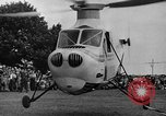 Image of early helicopters United States USA, 1944, second 57 stock footage video 65675071445