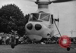 Image of early helicopters United States USA, 1944, second 58 stock footage video 65675071445