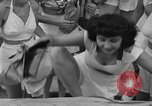 Image of young girls Port Arthur Texas USA, 1944, second 9 stock footage video 65675071447