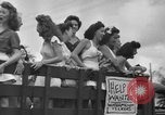 Image of young girls Port Arthur Texas USA, 1944, second 13 stock footage video 65675071447