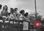 Image of young girls Port Arthur Texas USA, 1944, second 14 stock footage video 65675071447