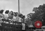 Image of young girls Port Arthur Texas USA, 1944, second 15 stock footage video 65675071447