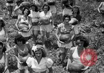 Image of young girls Port Arthur Texas USA, 1944, second 17 stock footage video 65675071447