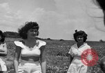 Image of young girls Port Arthur Texas USA, 1944, second 31 stock footage video 65675071447
