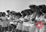 Image of young girls Port Arthur Texas USA, 1944, second 44 stock footage video 65675071447