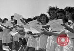 Image of young girls Port Arthur Texas USA, 1944, second 45 stock footage video 65675071447