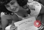 Image of young girls Port Arthur Texas USA, 1944, second 53 stock footage video 65675071447