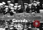 Image of Canadian naval cadets Canada, 1950, second 1 stock footage video 65675071452
