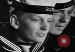 Image of Canadian naval cadets Canada, 1950, second 5 stock footage video 65675071452