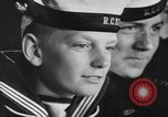 Image of Canadian naval cadets Canada, 1950, second 6 stock footage video 65675071452