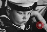 Image of Canadian naval cadets Canada, 1950, second 33 stock footage video 65675071452