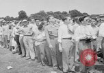 Image of stunt performers Virginia United States USA, 1950, second 8 stock footage video 65675071453