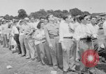 Image of stunt performers Virginia United States USA, 1950, second 9 stock footage video 65675071453