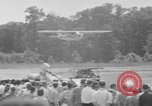 Image of stunt performers Virginia United States USA, 1950, second 25 stock footage video 65675071453