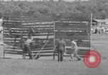 Image of stunt performers Virginia United States USA, 1950, second 58 stock footage video 65675071453
