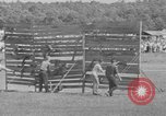 Image of stunt performers Virginia United States USA, 1950, second 60 stock footage video 65675071453