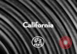 Image of track sports Compton California USA, 1957, second 2 stock footage video 65675071465
