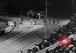 Image of track sports Compton California USA, 1957, second 7 stock footage video 65675071465