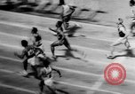 Image of track sports Compton California USA, 1957, second 14 stock footage video 65675071465