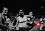 Image of track sports Compton California USA, 1957, second 18 stock footage video 65675071465