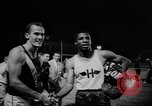 Image of track sports Compton California USA, 1957, second 19 stock footage video 65675071465
