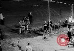 Image of track sports Compton California USA, 1957, second 25 stock footage video 65675071465
