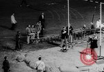 Image of track sports Compton California USA, 1957, second 27 stock footage video 65675071465