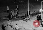 Image of track sports Compton California USA, 1957, second 28 stock footage video 65675071465