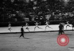 Image of track sports Compton California USA, 1957, second 30 stock footage video 65675071465
