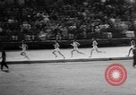 Image of track sports Compton California USA, 1957, second 31 stock footage video 65675071465