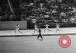 Image of track sports Compton California USA, 1957, second 32 stock footage video 65675071465