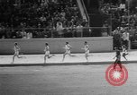 Image of track sports Compton California USA, 1957, second 33 stock footage video 65675071465
