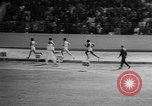 Image of track sports Compton California USA, 1957, second 41 stock footage video 65675071465