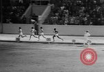 Image of track sports Compton California USA, 1957, second 42 stock footage video 65675071465