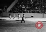 Image of track sports Compton California USA, 1957, second 44 stock footage video 65675071465